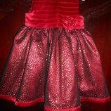 фатиновое платье на 3 года.