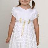Платье нарядное Тм Мевис 1937 на хб подкладке