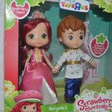 Кукла Шарлотта Земляничка и Принц Гек Strawberry Berryella and Prince