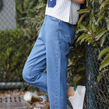 Женские джинсы на резинке Roxanne AL8417