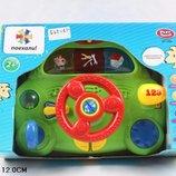 Руль интерактивный музыка свет Play smart 7066