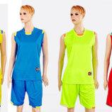 Форма баскетбольная женская Reward 8096 баскетбольная форма 4 цвета, размер L-2XL