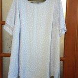 Новая блуза, размер 26 64-66