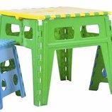 Раскладной стол пластиковый
