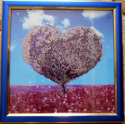 Картина Любящее сердце