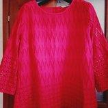 Очень красивая блуза, размер 18 54-56 .