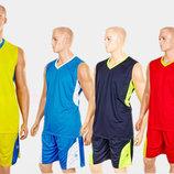 Форма баскетбольная мужская Star 8093 баскетбольная форма 4 цвета, размер XL-5XL