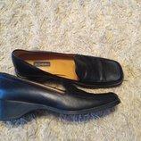 Туфли 41 р.нат кожа