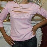 Супер стильная сексуальная кофточка блуза стрейч бренд