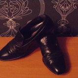 Туфли натуральная кожа, Pierre Cardin. Оригинал. стелька 27,5 см