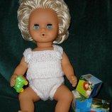 Кукла немецкая анатомическая Германия Гдр мальчик типа беби бёрна