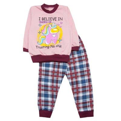 Пижама для девочки Among us