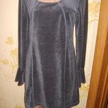 удобное платье 48р