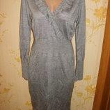 тепленькое платье 48-50р