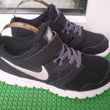 кроссовки Nike р. 31.5, стелька 20 см