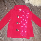 Пальто демисезонное на 8-10 лет куртка курточка