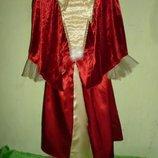 платье королевы,принцессы на 6-8 лет