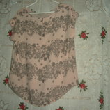 Блуза dorothy perkins р.16,100%вискоза,вьетнам.