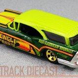 коллекционная моделька 57 Buick Hot Wheels Mattel Канада оригинал
