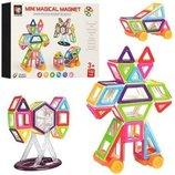 Магнитный конструктор Mini Magical Magnet на 102 детали 718Г