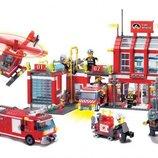 Конструктор пожарная часть 1236Г