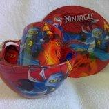Детский набор посуды стекло Ниндзяго