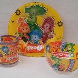 Детский набор посуды Фиксики
