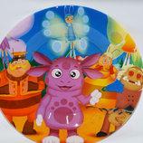 Детский набор посуды Лунтик