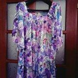Летняя блуза, размер. 18 56-58