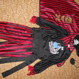 Костюм Пирата с накидкой на 5-7 лет. Цена 450 грн.