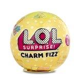L.O.L Растворимый в воде шарик с очаровательным брелком Surprise Charm Fizz Surprise Pack Bath Fizz