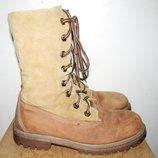 Зимние ботинки Atlantic. 38 размер. 24.5 см
