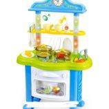 Кухня Мини с водой, светом и музыкой голубая 828A/B