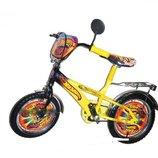 Велосипед двухколёсный Azimut Mustang - Hotwheels 20 д