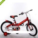 Велосипед двухколёсный детский 18 дюймов Profi Original W18115. 4 расцветки.