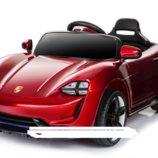 Детский электромобиль Porsche Sport 8988 на резиновых EVA колёсах, автопокраска. 2 расцветки.