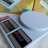 Весы электронные Electronic Kitchen Scale SF-400