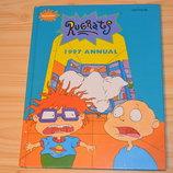 Rugrats, детская книга на английском языке