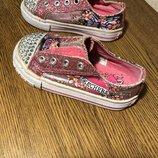 Кеды кроссовки для девочке