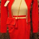 Платье болеро без сумки р.40 на рост от 134-146