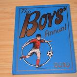The boys annual 2010, книга с разными интересностями для мальчишек