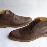 Кожаные ботинки Uli Schott mode, р. 42 28.5см.