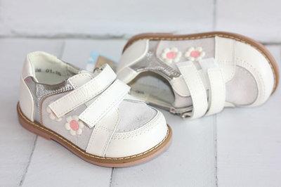 Кожаные туфли ортопедические Тм Шалунишка. размеры 19-24