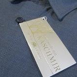 Потрясающая структурная рубашка с кашемиром, Royal Class Германия