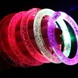 Браслет с LED подсветкой