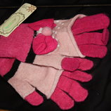 шерстяные рукавицы Aura Via