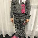 Спортивный костюм Двойка Детский 98-146 Мальчик Девочка taurus Венгрия