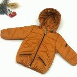 Демисезонная куртка на мальчика 92,98,104,110р.