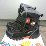 Зимние ботинки Super Gear р 30-36