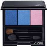Трехцветные тени Shiseido Luminizing Satin Eye Color Trio тон BL310 punky blues